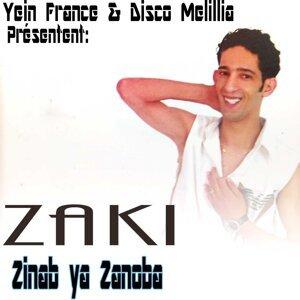 Zaki 歌手頭像
