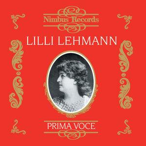 Lilli Lehmann, Hedwig Helbig 歌手頭像