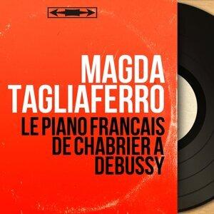 Magda Tagliaferro 歌手頭像