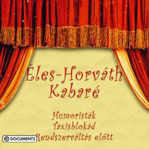 Éles István & Horváth Szilveszter 歌手頭像