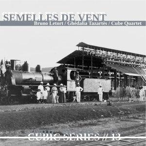 Ghédalia Tazartès, Etenesh Wassié, Cube Quartet, Bruno Letort 歌手頭像