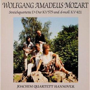 Joachim Quartett Hannover 歌手頭像