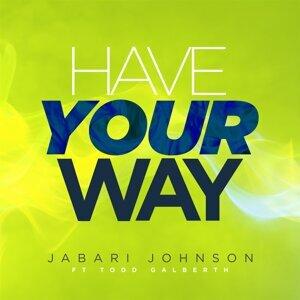 Jabari Johnson 歌手頭像