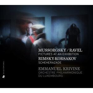 Emmanuel Krivine, Orchestre Philharmonique du Luxembourg 歌手頭像