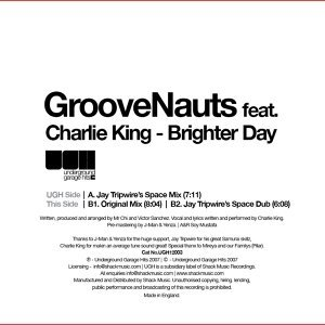 Groovenauts ft Charlie King 歌手頭像