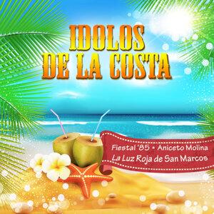 Aniceto Molina, La Luz Roja De San Marcos, Fiesta '85 歌手頭像