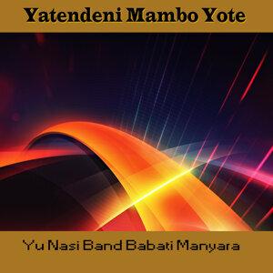 Yu Nasi Band Babati Manyara 歌手頭像