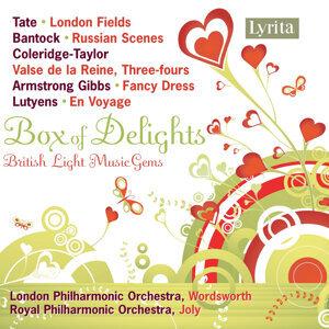 London Philharmonic Orchestra, Royal Philharmonic Orchestra 歌手頭像