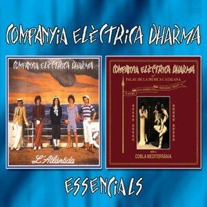 Companyia Electrica Dharma, Cobla Mediterrània 歌手頭像