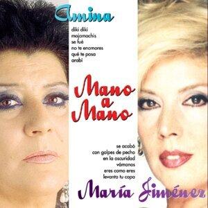 Maria Jimenez, Amina 歌手頭像