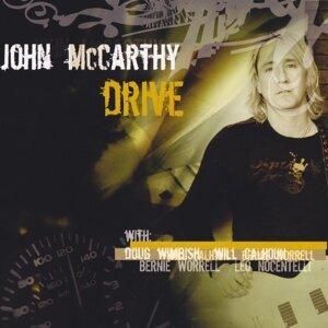 John McCarthy 歌手頭像