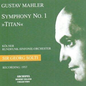 Kölner Rundfunk-Sinfonie-Orchester, Georg Solti 歌手頭像