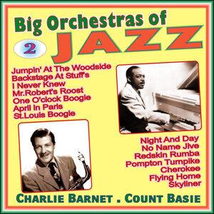 Charlie Barnet, Count Basie 歌手頭像