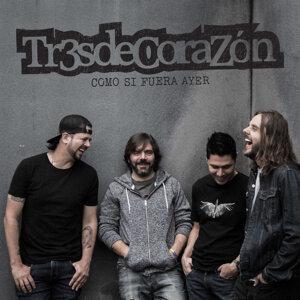 Tr3sdeCoraZón 歌手頭像