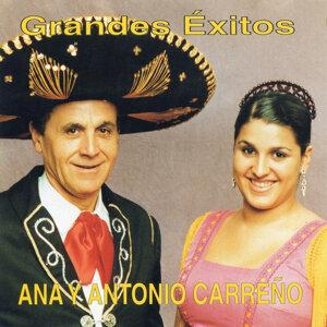 Ana Carreño, Antonio Carreño 歌手頭像