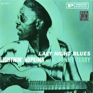 Lightnin' Hopkins & Sonny Terry アーティスト写真