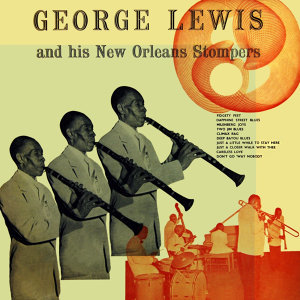 George Lewis & His New Orleans Stompers 歌手頭像