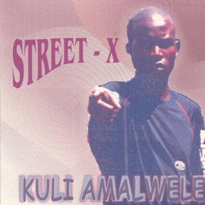 Street - X 歌手頭像