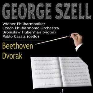 George Szell, Wiener Philharmoniker, Bronislaw Huberman, Pablo Casals, Czech Philharmonic Orchestra 歌手頭像
