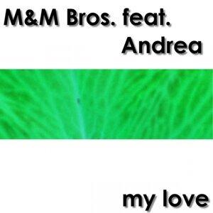 M&M Bros., Andrea 歌手頭像