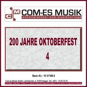 200 Jahre Oktoberfest 歌手頭像