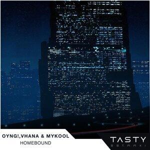 Oyng!, Vhana, Mykool 歌手頭像