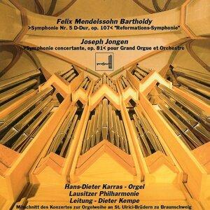 Karras, Hans-Dieter; Kempe, Dieter; Lausitzer Philharmonie 歌手頭像