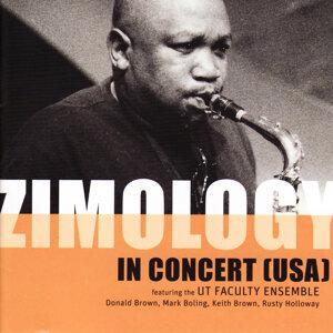 Zimology (Zim Ngqawana) アーティスト写真