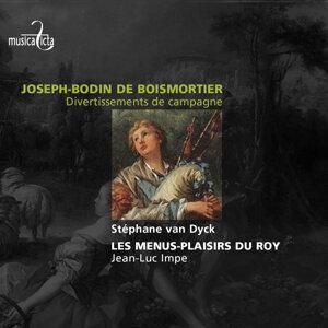Stephan Van Dyck, Les Menus-Plaisirs du Roy, Jean-Luc Impe 歌手頭像