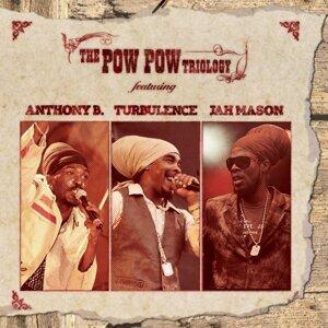 Anthony B - Turbulence - Jah Mason 歌手頭像