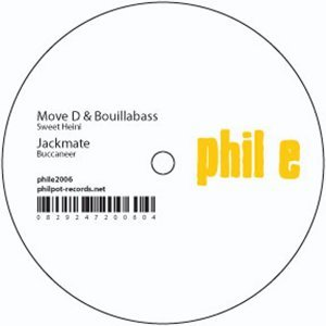 Move D & Bouillabass / Jackmate 歌手頭像