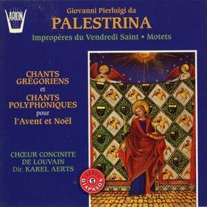 Choeur Concinite de Louvain, Aerts Karel 歌手頭像