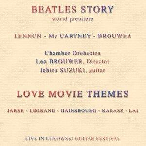 Ichiro Suzuki, Léo Brouwer, Chamber Orchestra 歌手頭像