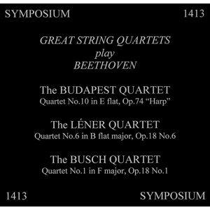 Lener Quartet 歌手頭像