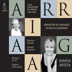 Orquestra de Cadaqués, Sir Neville Marriner, Ainhoa Arteta 歌手頭像