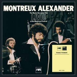 The Monty Alexander Trio