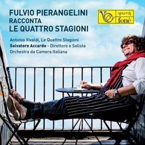 Fulvio Pierangelini, Orchestra da camera italiana, Salvatore Accardo 歌手頭像