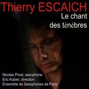 Ensemble de saxophones de Paris, Eric Aubier, Nicolas Prost 歌手頭像
