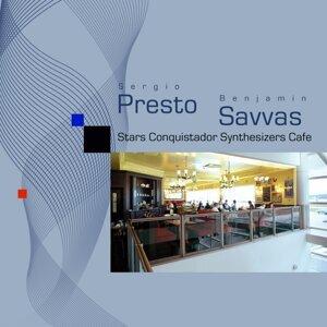 Sergio Presto, Benjamin Savvas 歌手頭像