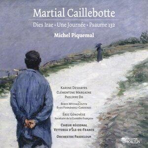 Orchestre Pasdeloup, Eric Génovèse, Choeur régional Vittoria d'Île-de-France, Michel Piquemal 歌手頭像