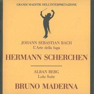 Orchestra della Radio Televisione della Svizzera Italiana, Hermann Scherchen, Luciano Sgrizzi, Catherine Gayer 歌手頭像