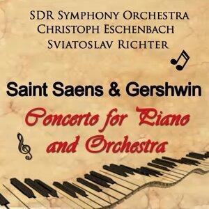 SDR Symphony Orchestra, Christoph Eschenbach, Sviatoslav Richter 歌手頭像