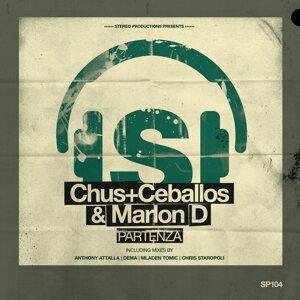 Chus, Ceballos, Marlon D 歌手頭像