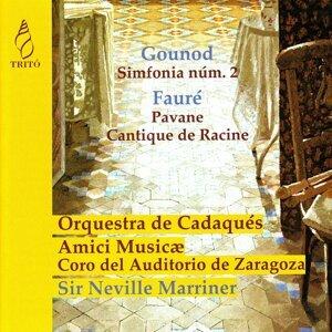 Sir Neville Marriner, Orquestra de Cadaqués, Amici Musicae Coro del Auditorio de Zaragoza 歌手頭像
