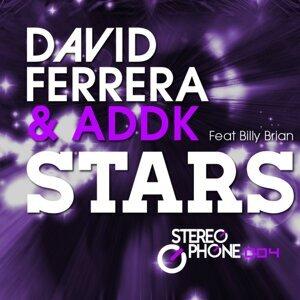 David Ferrera, Addk 歌手頭像
