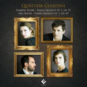 Quatuor Giardini 歌手頭像