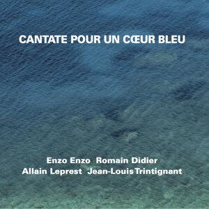 Jean-Louis Trintignant, Romain Didier, Enzo Enzo 歌手頭像