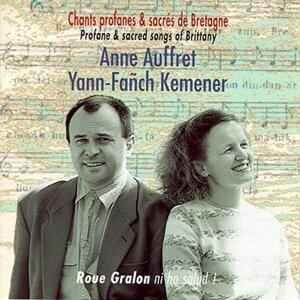 Anne Auffret, Yann Fanch Kemener 歌手頭像