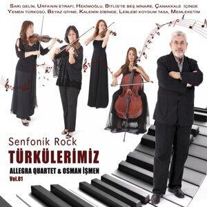 Allegra Quartet , Osman İşmen 歌手頭像