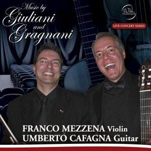 Franco Mezzena, Umberto Cafagna 歌手頭像